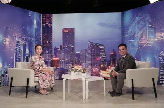 """""""北京龙骧数据""""总经理程为民: 龙骧新基建 科创赢未来"""