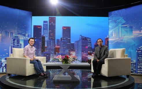 """""""河北泰利振特科技""""董事長蔡嚴言做客《信用中國》"""